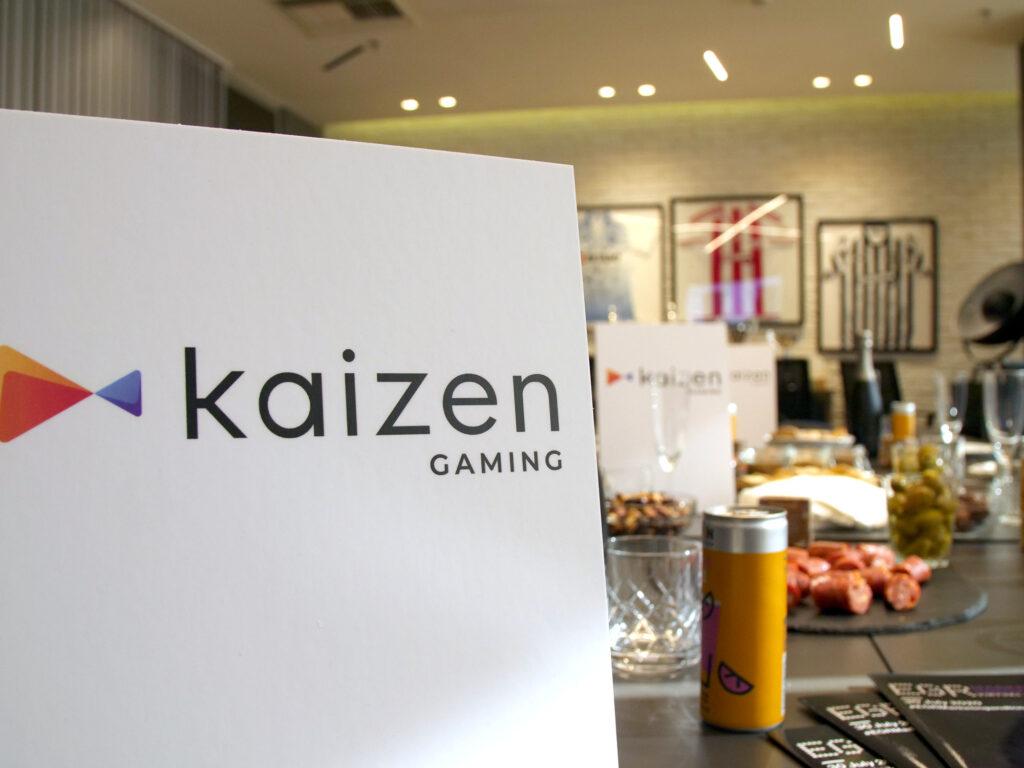 Kaizen Gaming (Stoiximan/Betano) stand, EGR awards 2020